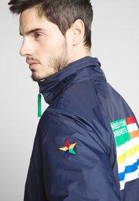 Benetton - JACKET - Let jakke / Sommerjakker - darkblue - 5