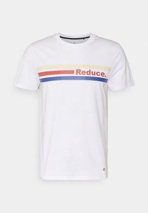 ARCY UNISEX - T-shirt con stampa - white