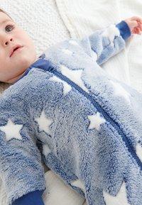 Next - Sleep suit - blue - 1