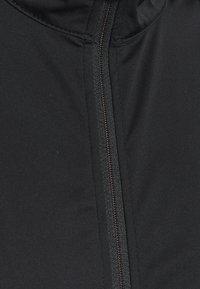 Cross Sportswear - WOMENS WIND JACKET - Softshellová bunda - black - 2