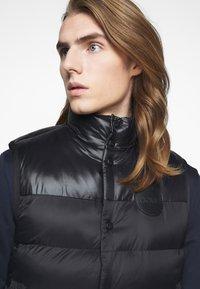 HUGO - BALTINO - Waistcoat - black - 3