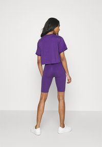 Ellesse - YARRA - Shorts - dark purple - 2