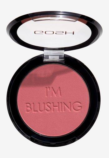I'M BLUSHING BLUSHER - Blusher - 003 passion