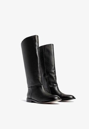 SIMPLE  - Laarzen - black