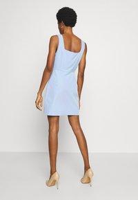 Fashion Union - DICSO DRESS - Day dress - blue - 2