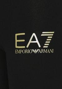 EA7 Emporio Armani - Legíny - black - 6