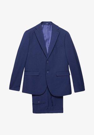 SLIM FIT - Completo - blu