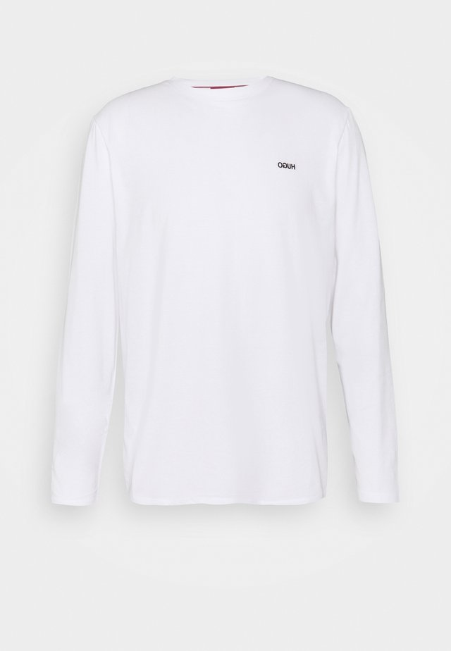 DEROL - Langærmede T-shirts - white