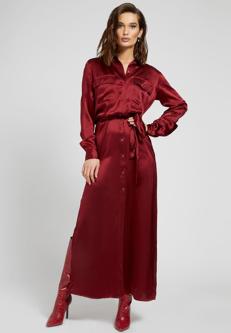 Guess - Maxi dress - rot