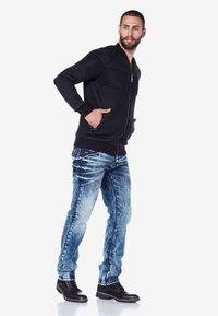 Cipo & Baxx - Training jacket - black - 4