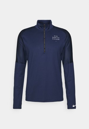 RUN  - Camiseta de deporte - midnight navy/reflective silver