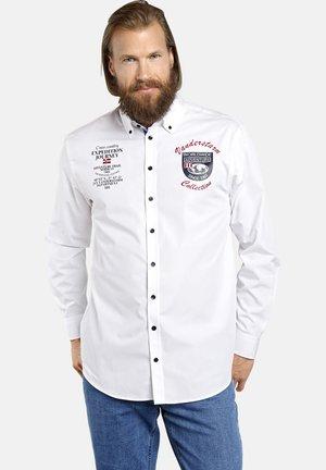 HAFIS - Shirt - white