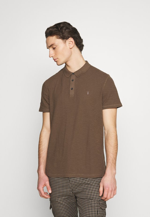 MUSE - Polo - forest brown