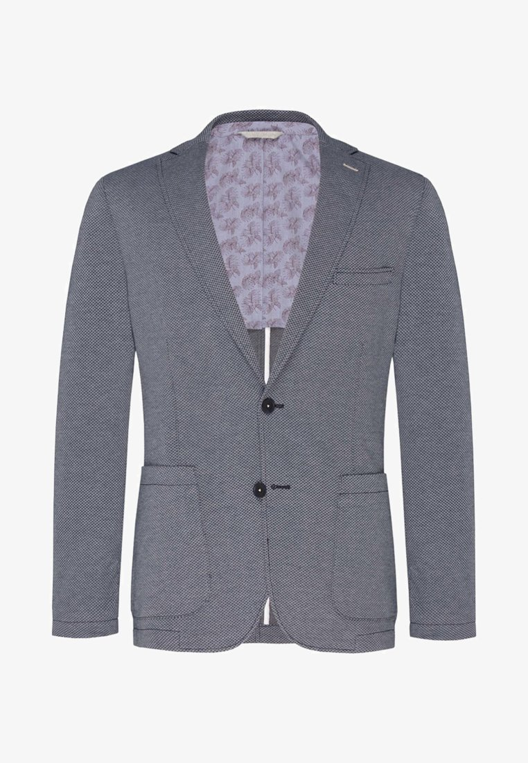 Carl Gross - SAKKO FINLEY  - Blazer jacket - blue