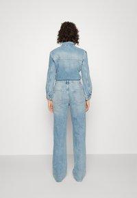 ONLY Tall - ONLINC DREA LIFE JUMPSUIT TAL - Jumpsuit - light blue denim - 2
