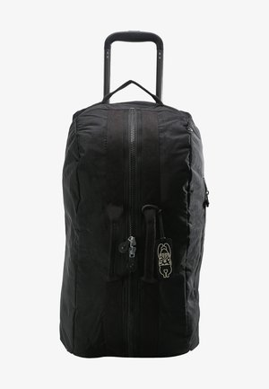 DEVIN ON WHEELS - Wheeled suitcase - black