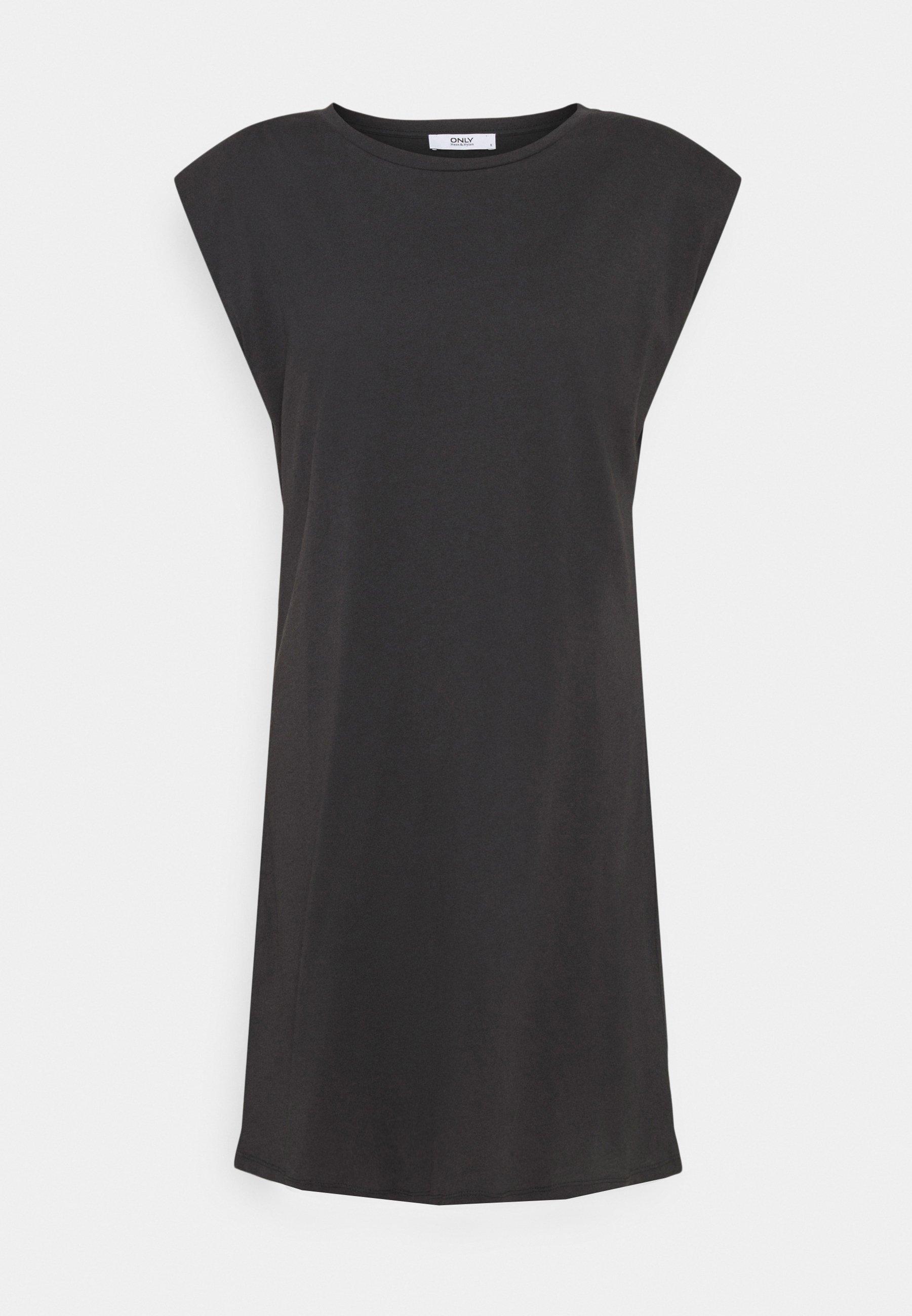 Women ONLPERNILLE SHOULDER DRESS - Day dress