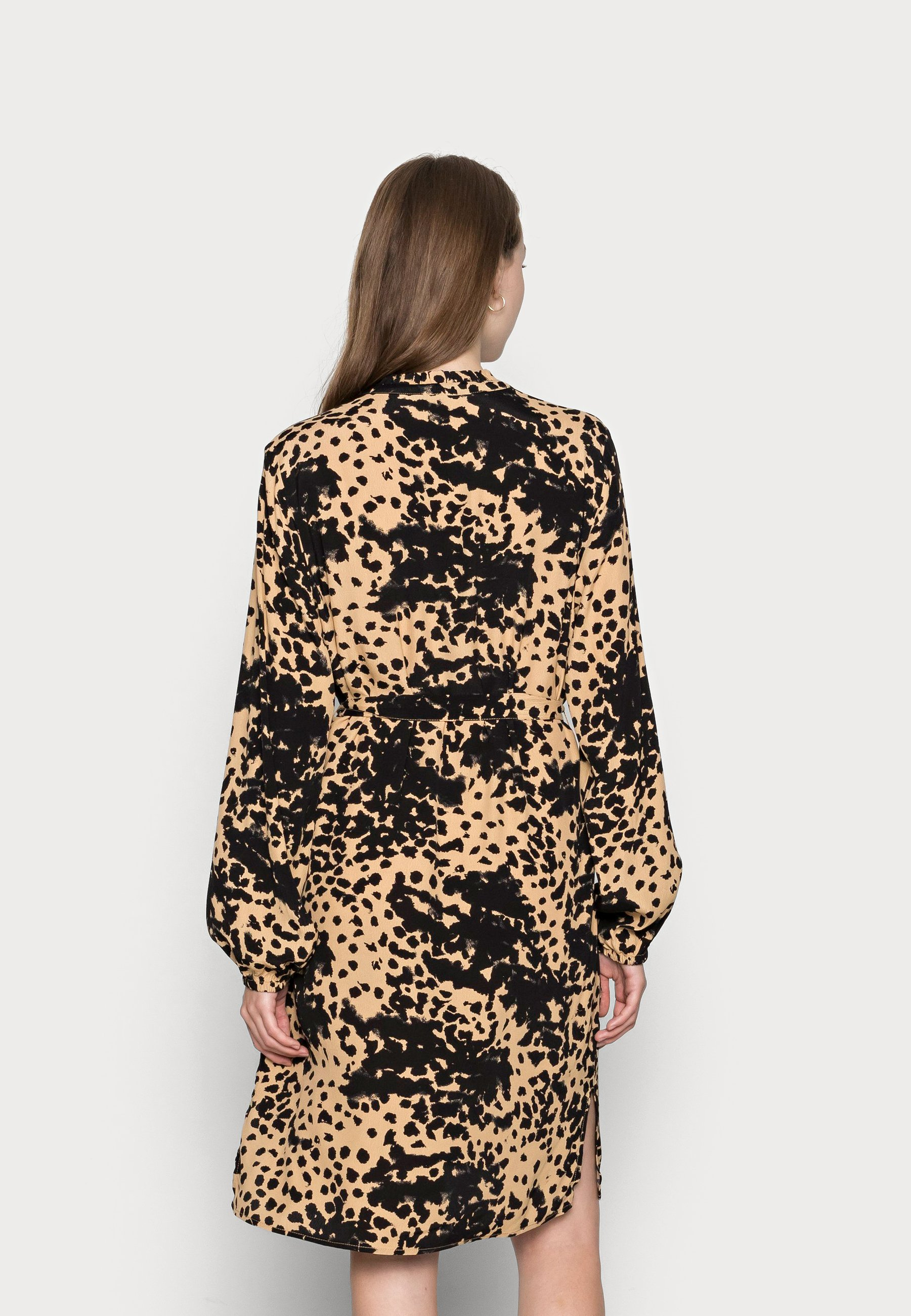 Mujer VMRILLO SHIRT DRESS  - Vestido camisero
