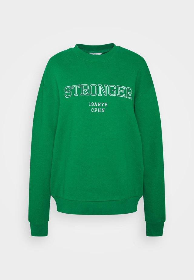 ENMONROE LOGO - Sweater - jolly strong