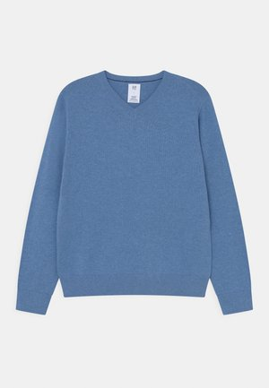 BOYS UNIFORM - Strikpullover /Striktrøjer - blue heather