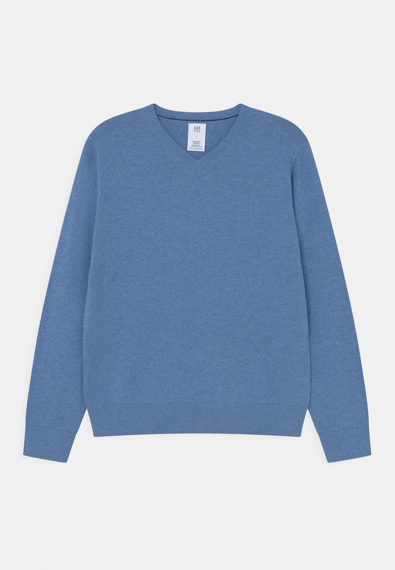 GAP - BOYS UNIFORM - Trui - blue heather