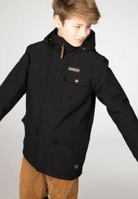 Protest - BRAVE JR  - Snowboard jacket - true black - 6
