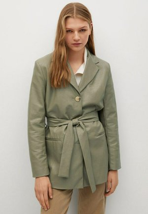 OLIVIA - Short coat - grün