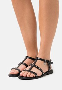 Tata Italia - PAOLA  - Sandals - black - 0