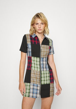 SNAPPED DRESS - Blousejurk - multicoloured