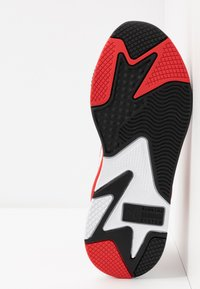 Puma - RS-X - Sneakers laag - white/high risk red - 4