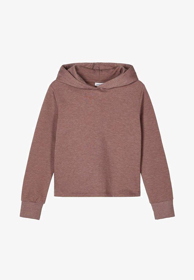Sweatshirt - twilight mauve