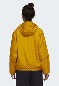 adidas Performance - ADIDAS W.N.D. WARM JACKET - Outdoorjacke - gold - 3