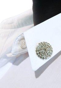 Aline Celi - Button-down blouse - white - 1