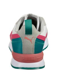 Puma - Trainers - white / glowing pink / gray violet - 3