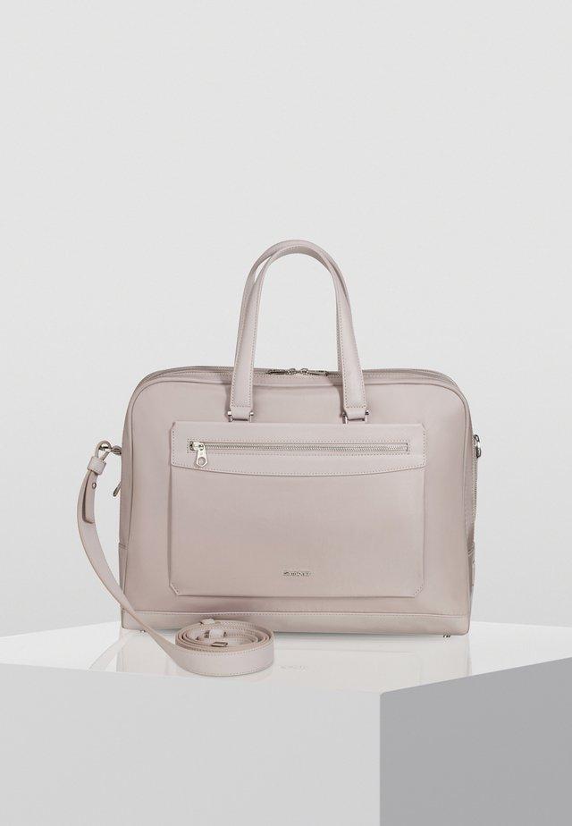 ZALIA - Briefcase - stone grey