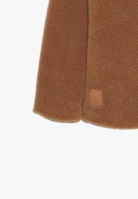 Didriksons - BERN GIRLS JACKET - Outdoor jacket - toffee brown - 3