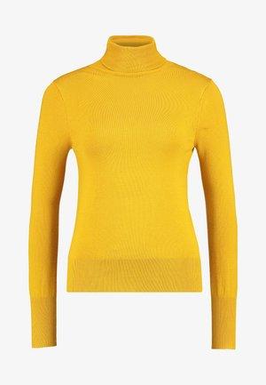 ONLVENICE ROLLNECK - Jumper - golden yellow