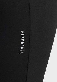 adidas Performance - THE FUTURE TODAY LEGGINGS - Legginsy - black - 3