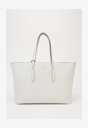 EVERYDAY OPEN SET - Tote bag - white