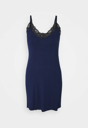 SECRET SUPPORT CHEMISE - Negligé - navy