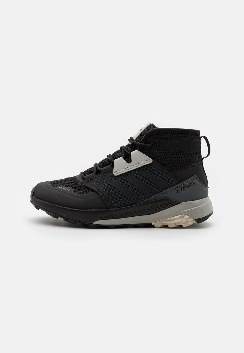 adidas Performance - TERREX TRAILMAKER - Hiking shoes - core black/alumina