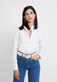 s.Oliver - Button-down blouse - white - 0