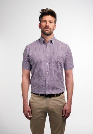 REGULAR FIT - Shirt - royalblau/rot