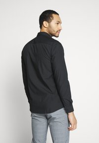 Only & Sons - ONSSANE SOLID POPLIN - Shirt - black - 2