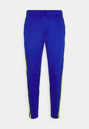SQUAD - Tracksuit bottoms - team royal blue/team solar yellow