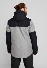 Wearcolour - ROAM JACKET - Snowboardjakke - grey melange - 2
