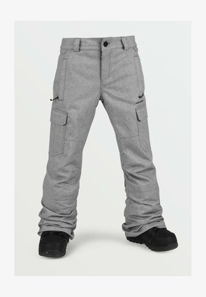 Snow pants - heather_grey