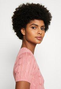 Polo Ralph Lauren - Camiseta básica - cottage rose - 4