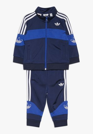 BANDRIX - Sportovní bunda - night indigo/royal blue/white