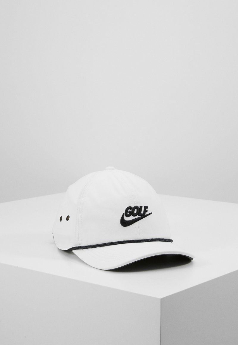 Nike Golf - AROBILL ROPE UNISEX - Cap - white/anthracite/black